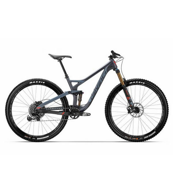 Picture of DEVINCI MOUNTAIN BIKE DJANGO CARBON 29 GX EAGLE TECTONIC/RED 2019