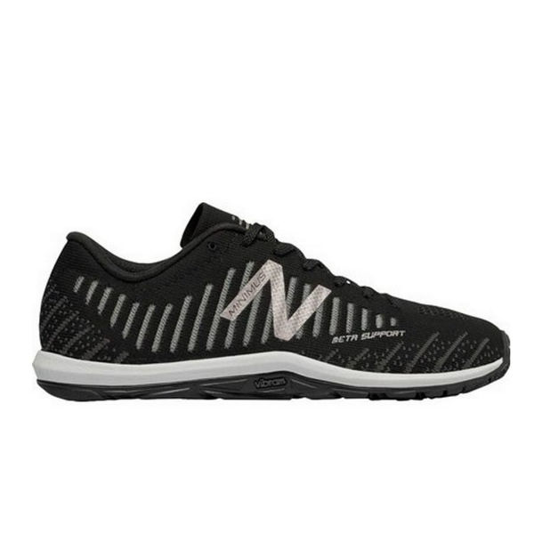 Picture of NEW BALANCE ROAD RUNNING SHOES MINIMUS20V7 TRAINER BLACK FOR WOMEN