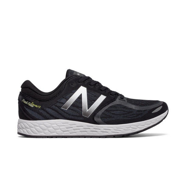 Picture of NEW BALANCE ROAD RUNNING SHOES FRESH FOAM ZANTE BLACK/WHITE FOR WOMEN