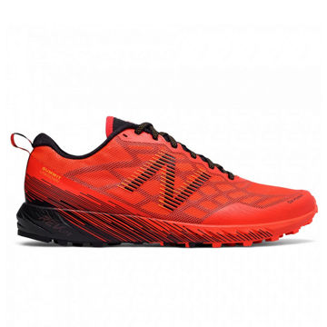 Image de SOULIERS DE COURSE EN SENTIER NEW BALANCE SUMMIT UNKNOWN ORANGE POUR HOMME