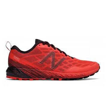 Image de SOULIERS DE COURSE EN SENTIER NEW BALANCE SUMMIT UNKNOWN CORAIL POUR FEMME