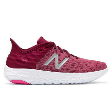 Picture of NEW BALANCE ROAD RUNNING SHOES FRESH FOAM BEACON V2 PINK FOR WOMEN