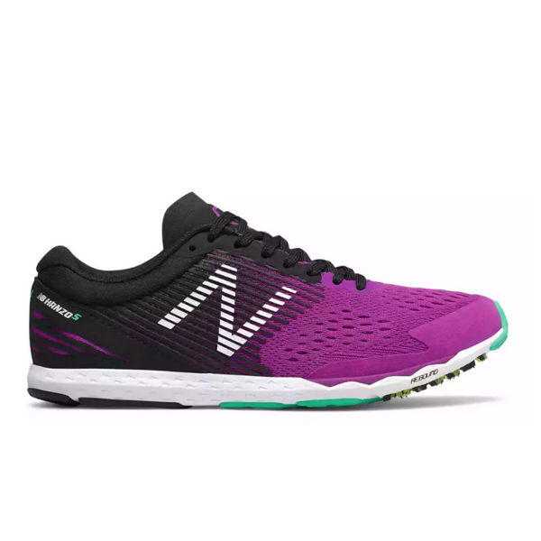 Picture of NEW BALANCE ROAD RUNNING SHOES HANZO S V2 VIOLET FOR WOMEN
