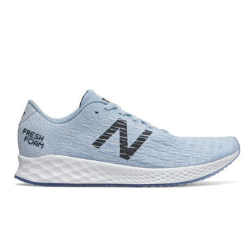 Picture of NEW BALANCE ROAD RUNNING SHOES FRESH FOAM ZANTE PURSUIT BLUE FOR WOMEN