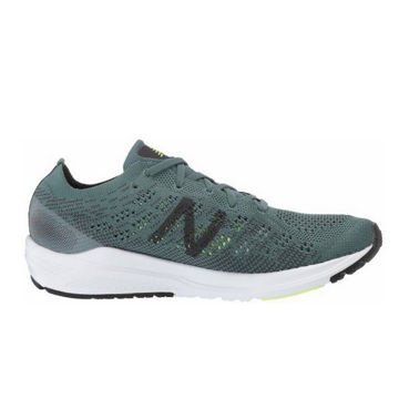 Picture of NEW BALANCE ROAD RUNNING SHOES 890V7 GREEN FOR MEN