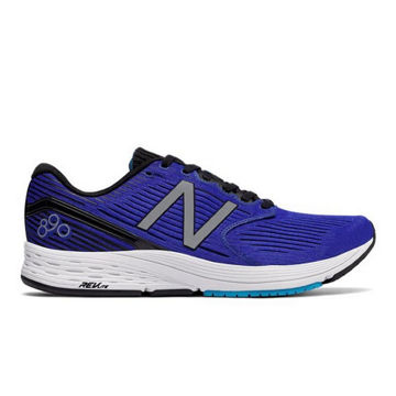 Picture of NEW BALANCE ROAD RUNNING SHOES 890V6 BLUE FOR MEN