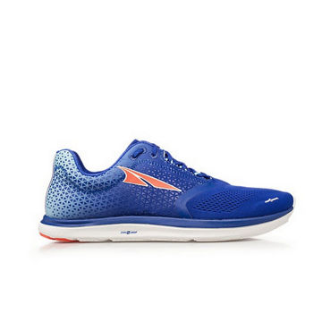 Picture of ALTRA ROAD RUNNING SHOES SOLSTICE BLUE/CORAL FOR WOMEN