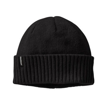 Picture of PATAGONIA HAT BRODEO BEANIE BLACK