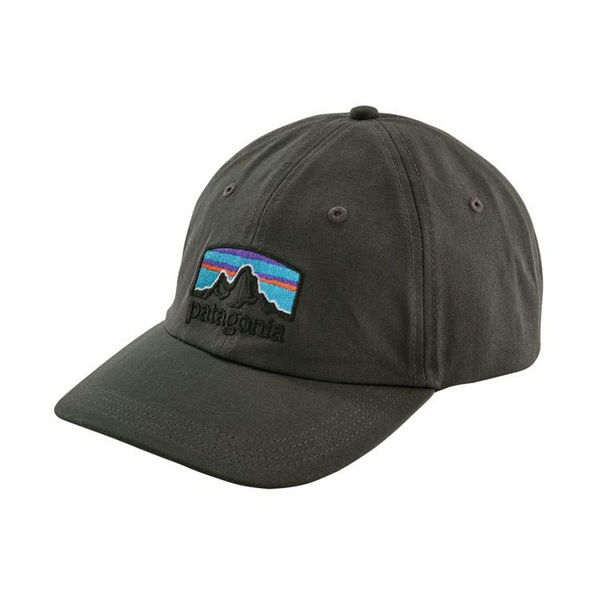 Picture of PATAGONIA CAP FITZ ROY HORIZONS TRAD CAP FORGE GREY