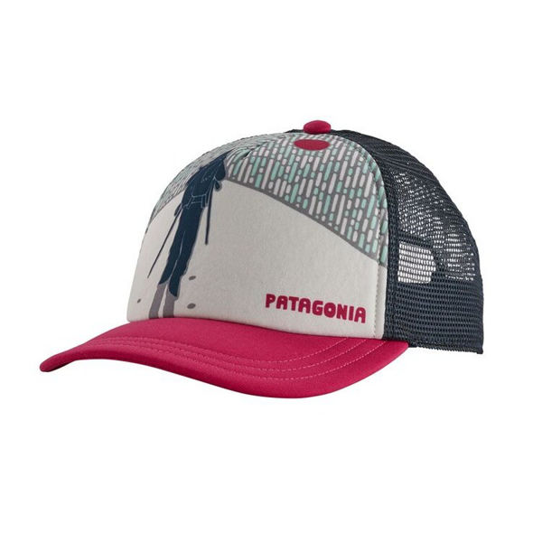 Image sur CASQUETTE PATAGONIA MELT DOWN INTERSTATE HAT CRAFT PINK