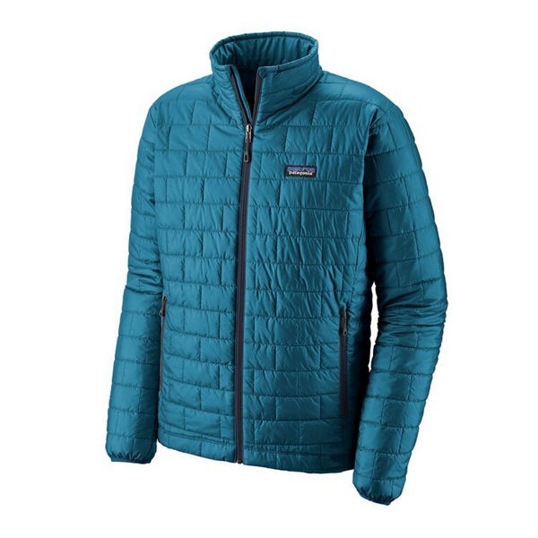Picture of PATAGONIA ALPINE SKI JACKET NANO PUFF JACKET BALKAN BLUE FOR MEN