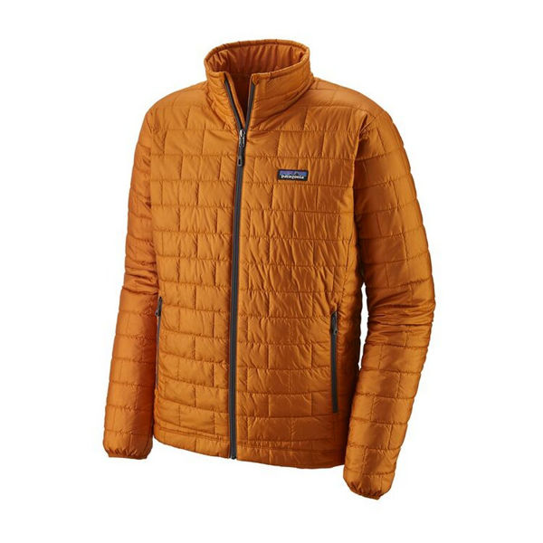 Picture of PATAGONIA ALPINE SKI JACKET NANO PUFF JACKET HAMMONDS GOLD FOR MEN