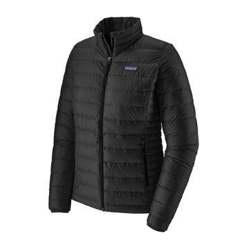 Picture of PATAGONIA ALPINE SKI JACKETS DOWN SWEATER JACKET BLACK FOR WOMEN