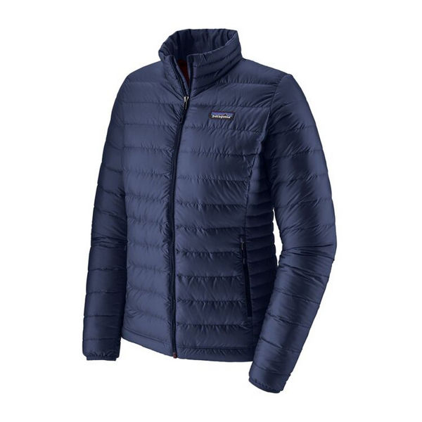 Picture of PATAGONIA ALPINE SKI JACKETS DOWN SWEATER JACKET CLASSIC NAVY FOR WOMEN