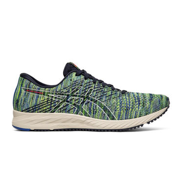 Picture of ASICS ROAD RUNNING SHOES GEL-DS TRAINER 24 ELECTRIC BLUE/BIRCH FOR MEN