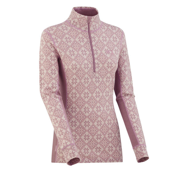 Picture of KARI TRAA ALPINE SKI SWEATERS ROSE H/Z PETAL