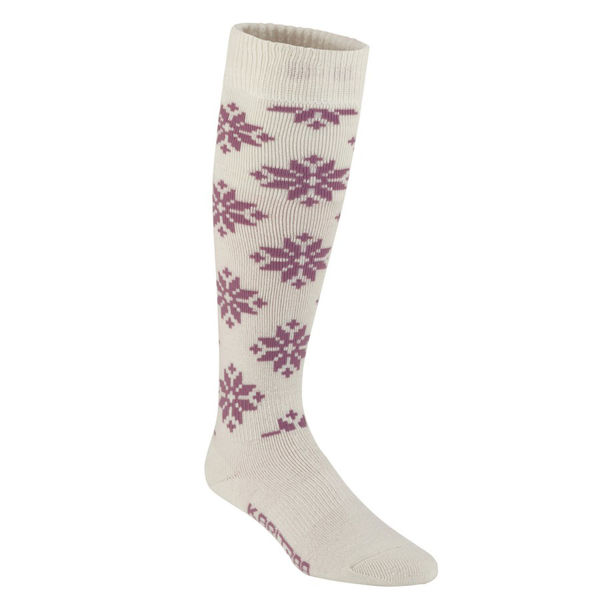 Picture of KARI TRAA SOCKS ROSE SOCK NWHITE