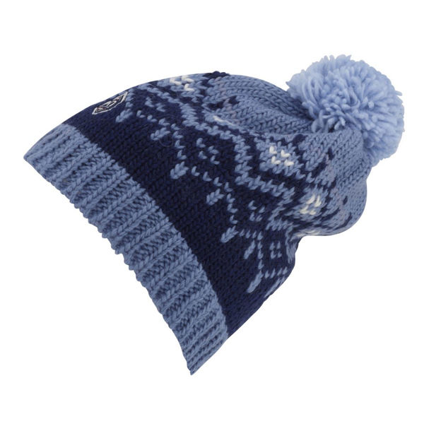 Picture of KARI TRAA HAT SEIM BEANIE DENIM