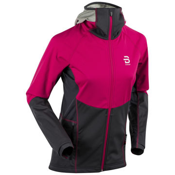 Picture of BJORN DAEHLIE CROSS COUNTRY SKI JACKET JACKET EXTEND BRIGHT ROSE