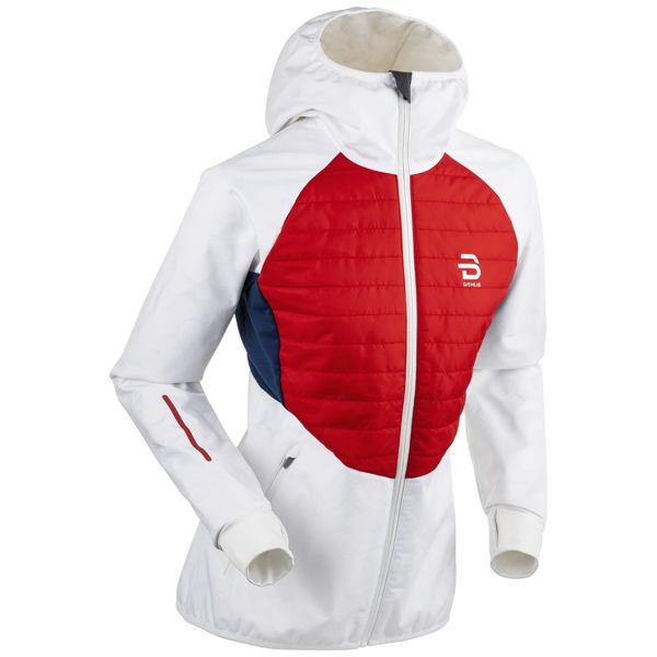 Picture of BJORN DAEHLIE CROSS COUNTRY SKI JACKET SNOW WHITE JACKET NORDIC