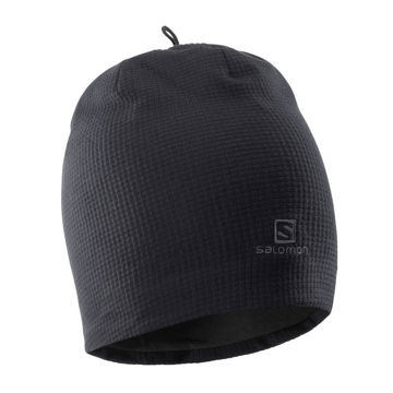 Image de TUQUE SALOMON RS WARM BEANIE NOIR