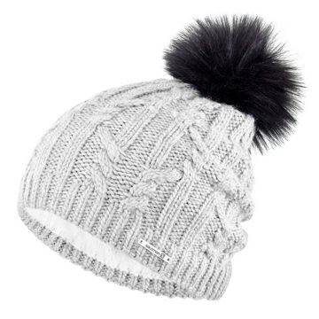 Image de TUQUE SALOMON IVY BEANIE NATURAL