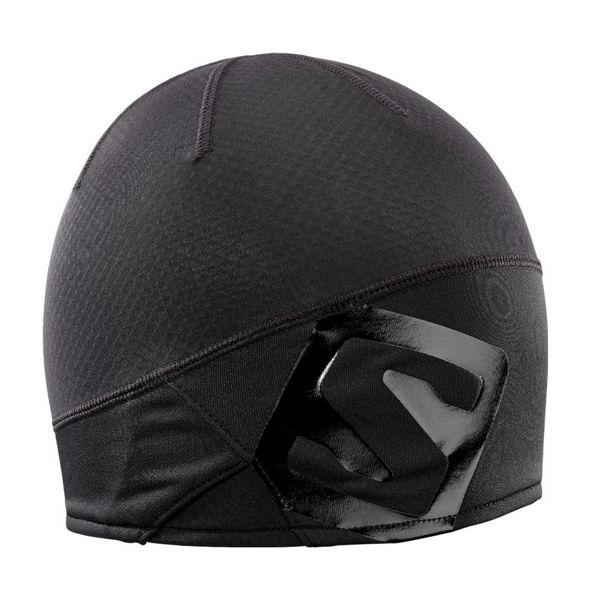 Picture of SALOMON HAT RS PRO BEANIE BLACK/BLACK
