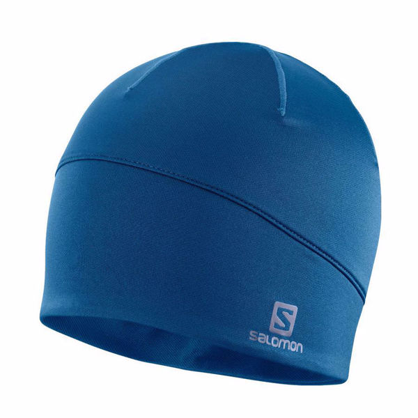 Picture of SALOMON HAT ACTIVE BEANIE POSEIDON