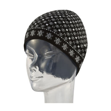 Picture of NEWLAND HAT JILL BLACK/WHITE