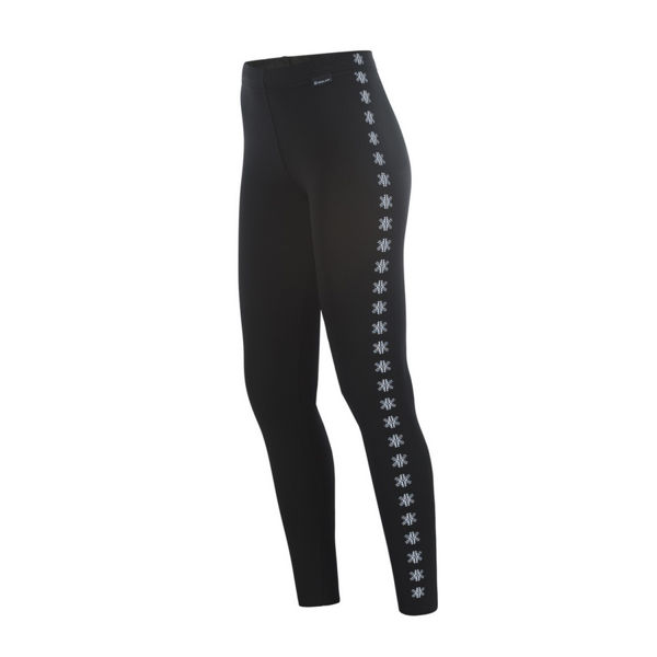 Picture of NEWLAND LEGGINGS PAM BLACK/WHITE