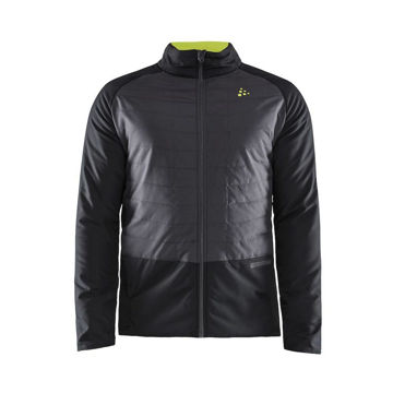 Image de MANTEAU DE SKI DE FOND CRAFT STORM THERMAL BLACK/ASPHALT
