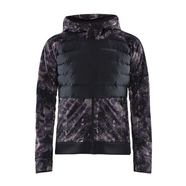 Image sur MANTEAU DE SKI DE FOND CRAFT PURSUIT THERMAL P JUNGLE LOGAN