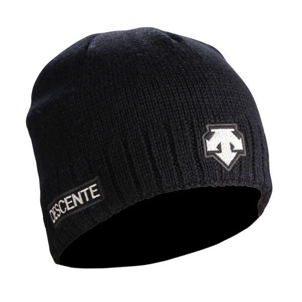Picture of DESCENTE HAT RESORT BLACK