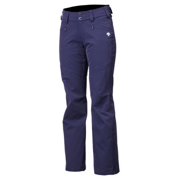 Picture of DESCENTE ALPINE SKI PANTS GWEN DARK BLUE