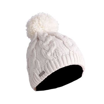 Picture of DESCENTE HAT JANE WHITE