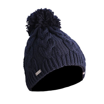 Picture of DESCENTE HAT JANE DARK BLUE