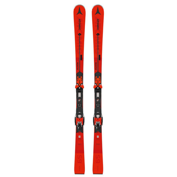 Picture of ATOMIC ALPINE SKIS REDSTER S9 W/ X 12 TL GW RED/BLACK 2020 (WITH BINDINGS)