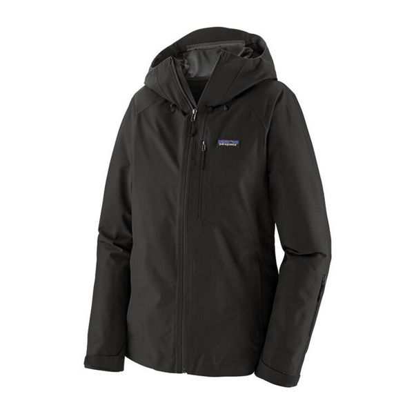 Picture of PATAGONIA ALPINE SKI JACKETS POWDER BOWL BLACK