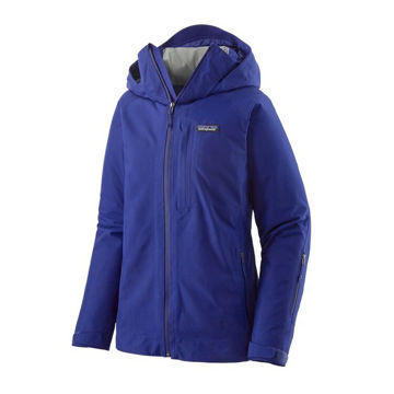 Picture of PATAGONIA ALPINE SKI JACKETS INSULATED POWDER BOWL COBALT BLUE