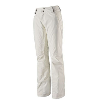 Picture of PATAGONIA ALPINE SKI PANTS INSULATED SNOWBELLE BIRCH WHITE