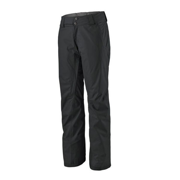 Picture of PATAGONIA ALPINE SKI PANTS INSULATED SNOWBELLE BLACK
