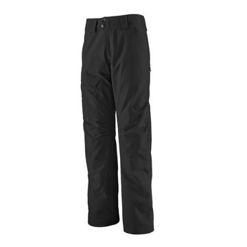 Image de PANTALON DE SKI ALPIN PATAGONIA POWDER BOWL REGULAR NOIR