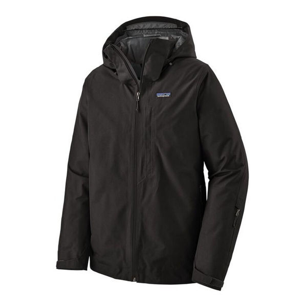 Picture of PATAGONIA ALPINE SKI JACKET INSULATED POWDER BOWL BLACK