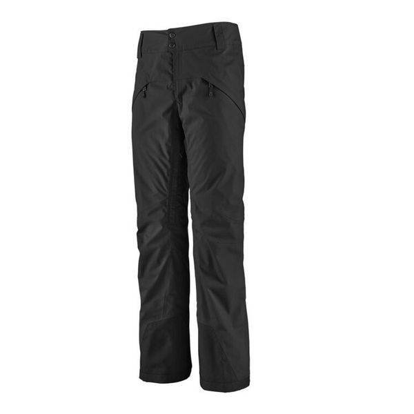 Picture of PATAGONIA ALPINE SKI PANT SNOWSHOT REGULAR BLACK