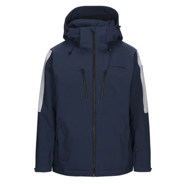Image de MANTEAU DE SKI ALPIN PEAK PERFORMANCE CLUSAZ DECENT BLUE