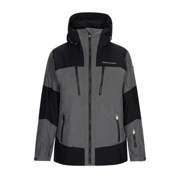Picture of PEAK PERFORMANCE ALPINE SKI JACKET BALMAZ BLACK