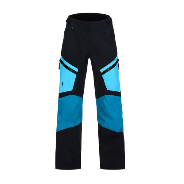 Picture of PEAK PERFORMANCE ALPINE SKI PANTS GRAVITY DEEP AQUA