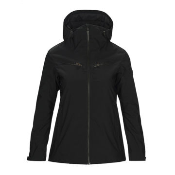 Picture of PEAK PERFORMANCE ALPINE SKI JACKETS LANZO BLACK