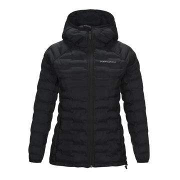 Image de MANTEAU DE SKI ALPIN PEAK PERFORMANCE ARGON LIGHT HOOD NOIR