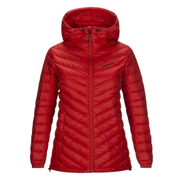 Image sur MANTEAU DE SKI ALPIN PEAK PERFORMANCE FROST DOWN HOOD DYNARED